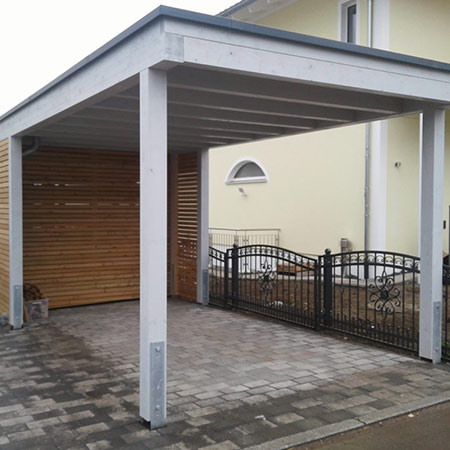 Carport in Malmsheim